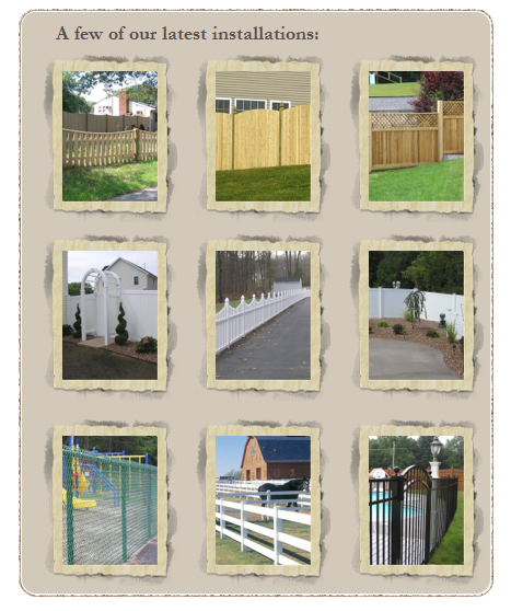 Hoover fence and deck contractor